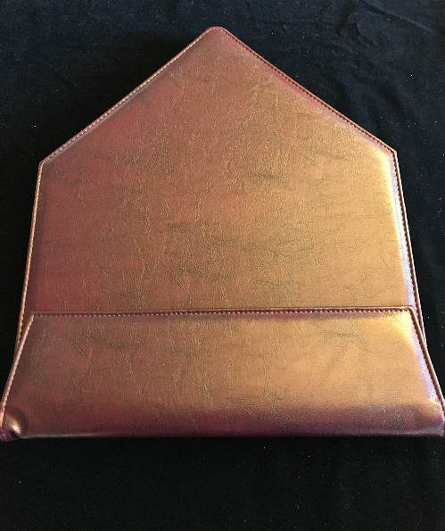 Leather Mitre Case by Ditta Gammarelli