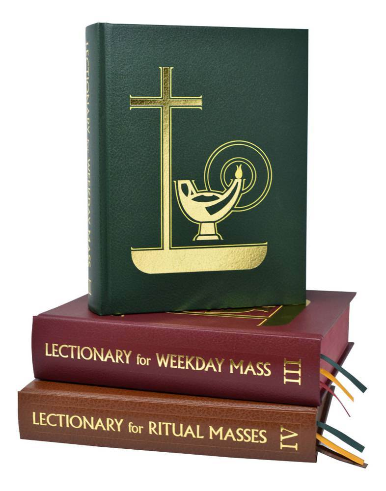 Lectionary-Weekday Mass(SET OF 3)