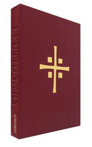 Lectionary for Mass Supplement Chapel Edition lectionary, supplement, chapel, chuch book, annual, mass book, 978-0-81464-537-6, NL17