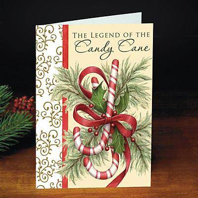Legend Of The Candy Cane Boxed Christmas Cards *WHILE SUPPLIES LAST*