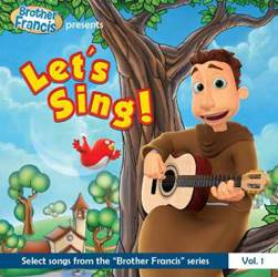Lets Sing Brother Francis CD