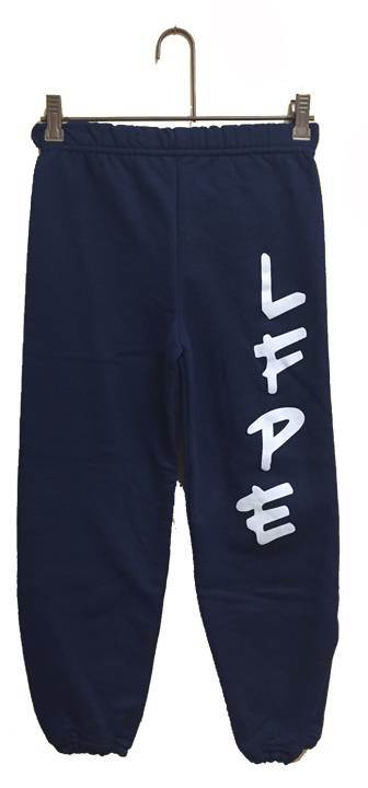 Little Flower Navy Sweatpant *WHILE SUPPLIES LAST*