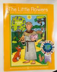 Little Flowers of St. Francis Coloring Book