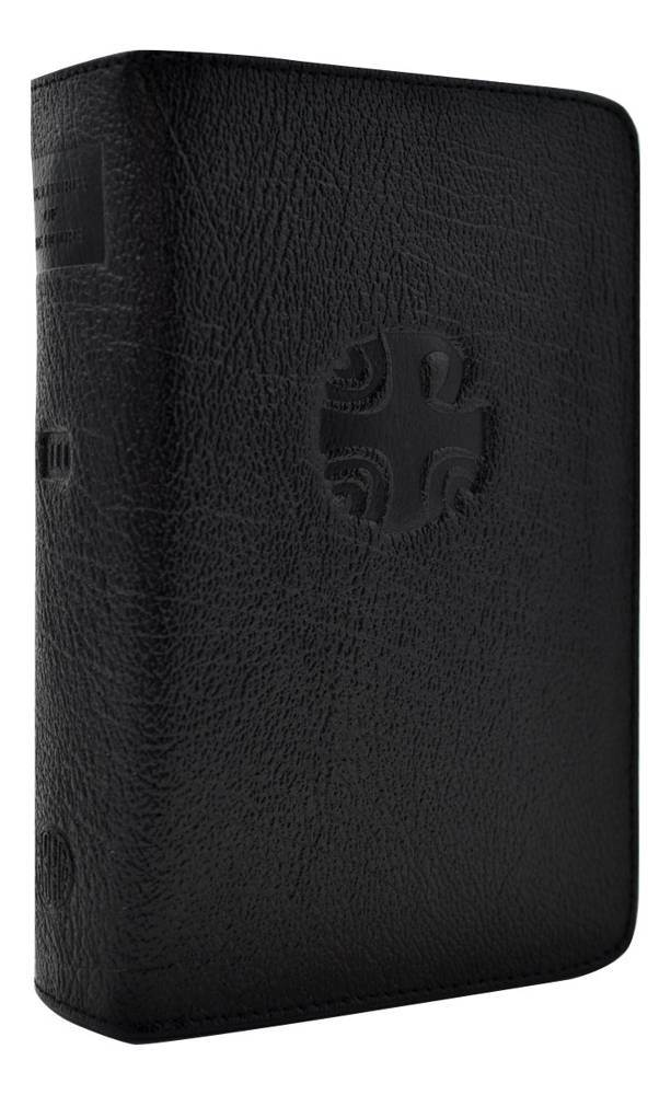 Liturgy of the Hours Leather Zipper Case Vol 3 Black Crafted in rich, supple leather with a zipper closure, this durable and luxurious case is worthy of holding and protecting the official prayer of the Church, the Liturgy of the Hours, volume III.