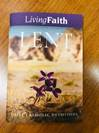Living Faith: Lenten Devotions 2021