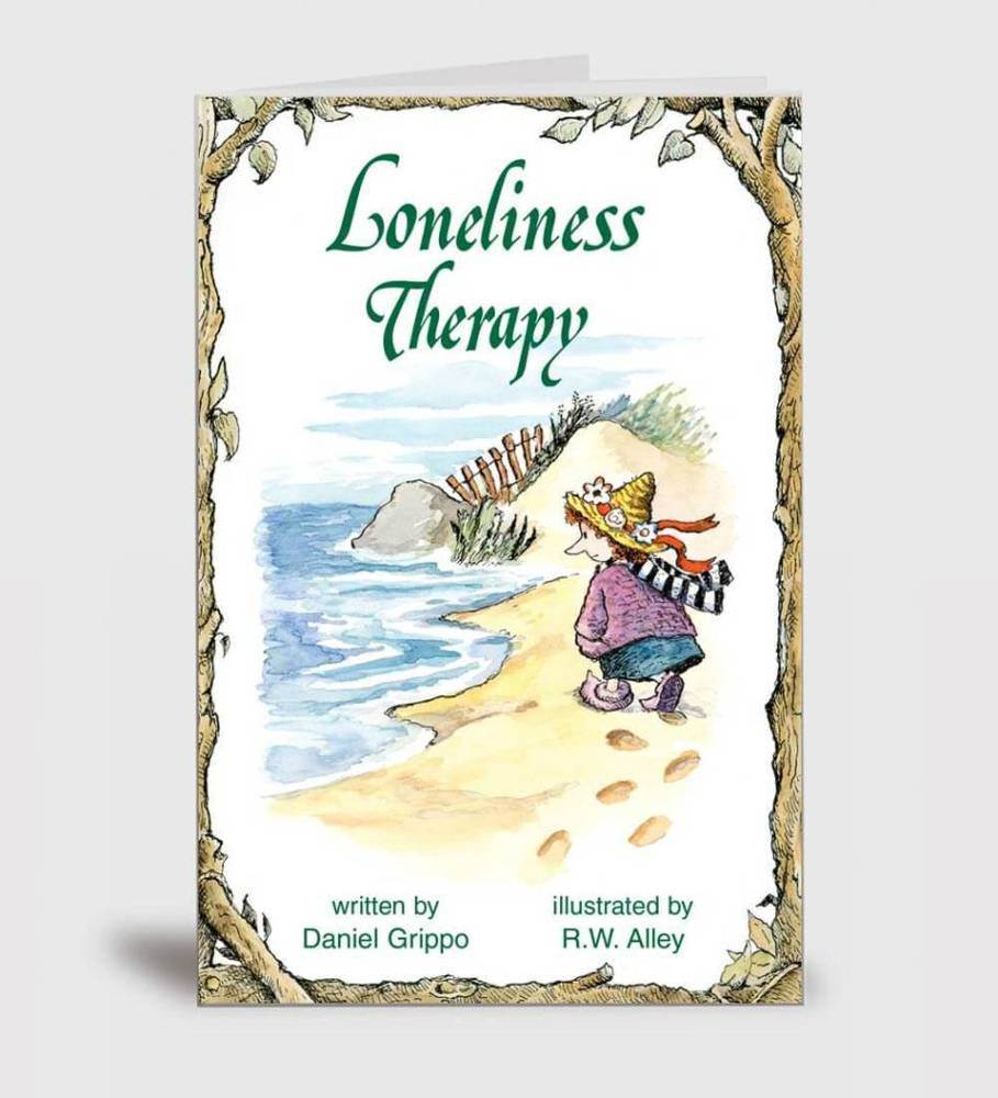 Loneliness Therapy prayer book