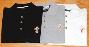 Long Sleeve Polo Deacon Shirt