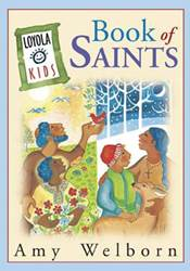 Loyola Kids Book Of Saints childrens book of saints, childrens book, saint book , first communion gift, birthday gift, boy gift, girl gift,  book of saints, patron saints book