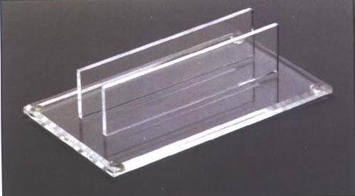 Lucite Holders for the Book of Gospels