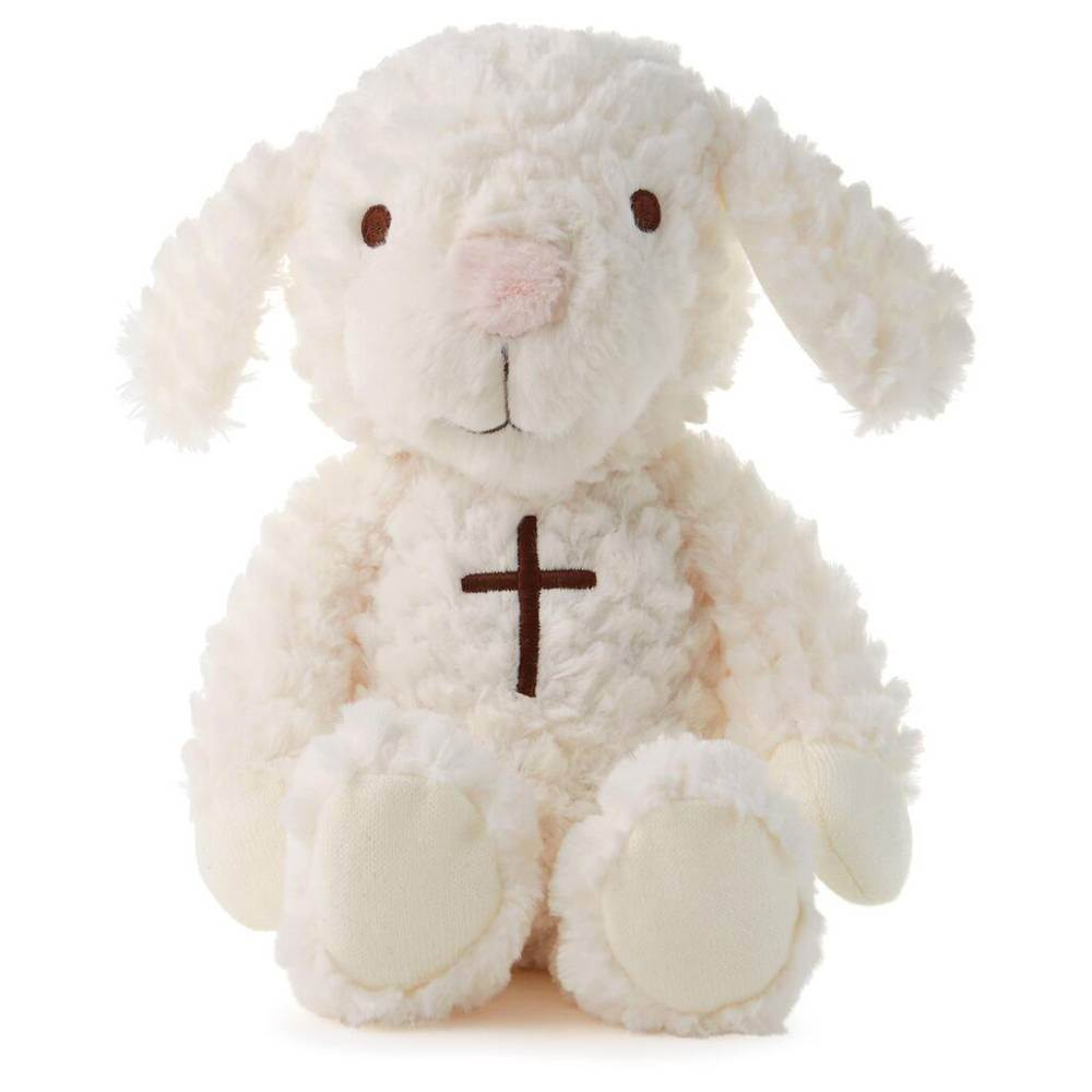 Lullaby Lamb Interactive Stuffed Animal