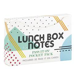Lunchbox Notes Pass It On Pocket Pack