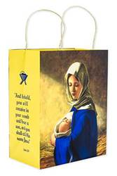 Madonna and Child Gift Bag