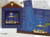 Magnetic Nativity Advent Calendar