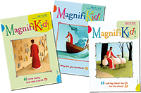 Magnificat Magnifikid! Help Children Pray and Follow Sunday Mass