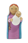 Mary and Baby Jesus Statue (Lady of the Rosary) *WHILE SUPPLIES LAST*