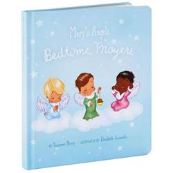 Marys Angels Bedtime Prayers Board Book