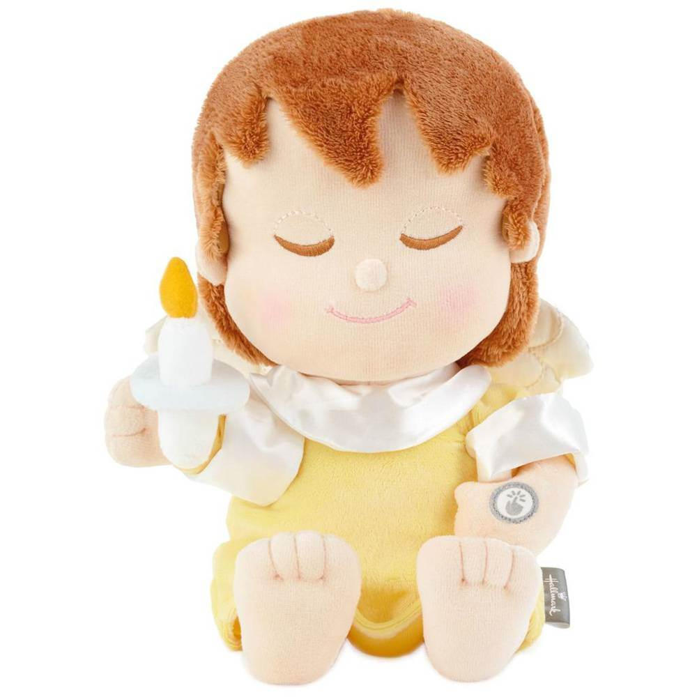 Mary's Angels Singing Angel Plush Doll