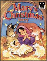 Marys Christmas Story- Arch Books christmas book, childrens book, christmas gift, seasonal gift, seasonal book, arch books, 591499,9780570075264,978-0-57007-526-4 , quantity discounts