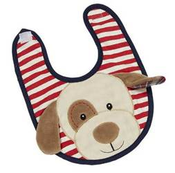 Max the Puppy Bib