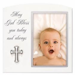 May God Bless You Frame