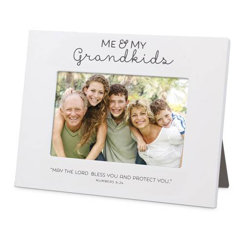 Me and My Grandkids Frame