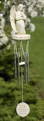 Memorial Angel Wind Chime