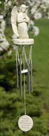 Memorial Angel Windchime