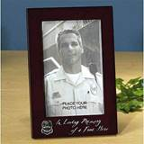 Memorial Police Photo Frame*WHILE SUPPLIES LAST*