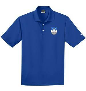 Men's Dri-Fit Nike Performance Polo w/Embroidered QAS Logo *SPIRITWEAR*