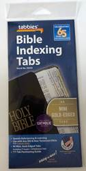 Mini Bible Indexing Tabs