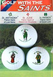 Miracle Worker Golf Balls