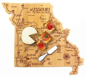 "Missouri Cutting Board, 11-3/4"" x 13-1/2"""