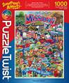 Missouri Spirit 1000 Piece Puzzle