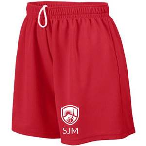 SJM Moisture Wicking Mesh Athletic Short *WHILE SUPPLIES LAST*