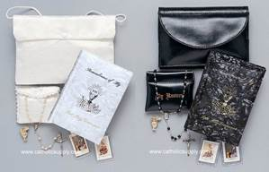 Mother Of Pearl Missal Sets (Choose Black or White)
