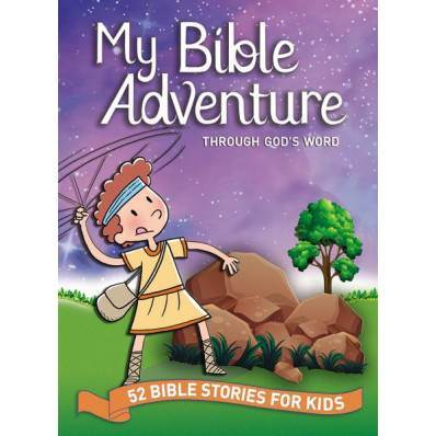 My Bible Adventure Through God's Word