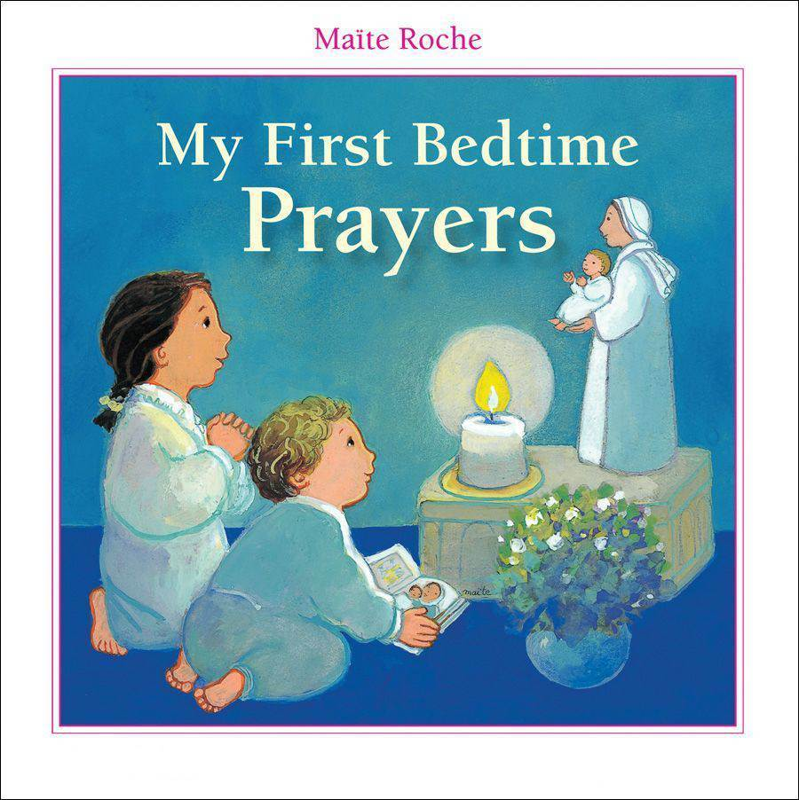 My First Bedtime Prayers Board Book