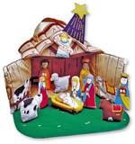 My First Nativity Playset