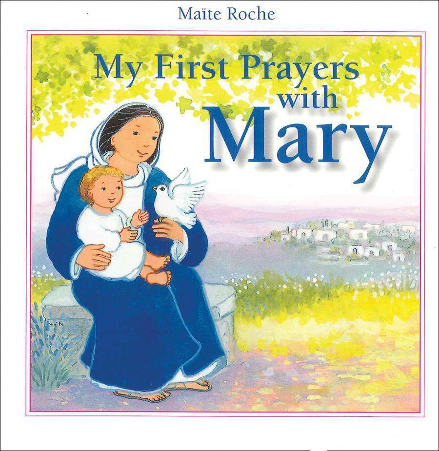 My First Prayers with Mary