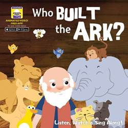 My First Video Book: Who Built the Ark?