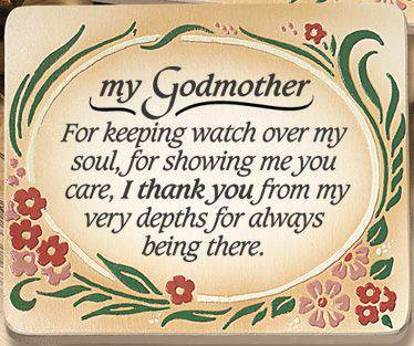 My Godmother Wood Plaque plaques, wood plaques, embossed, inspirational plaques, home decor, wall decor, desk decor, 2108