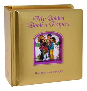 My Golden Book Of Prayers By Rev Thomas J. Donaghy