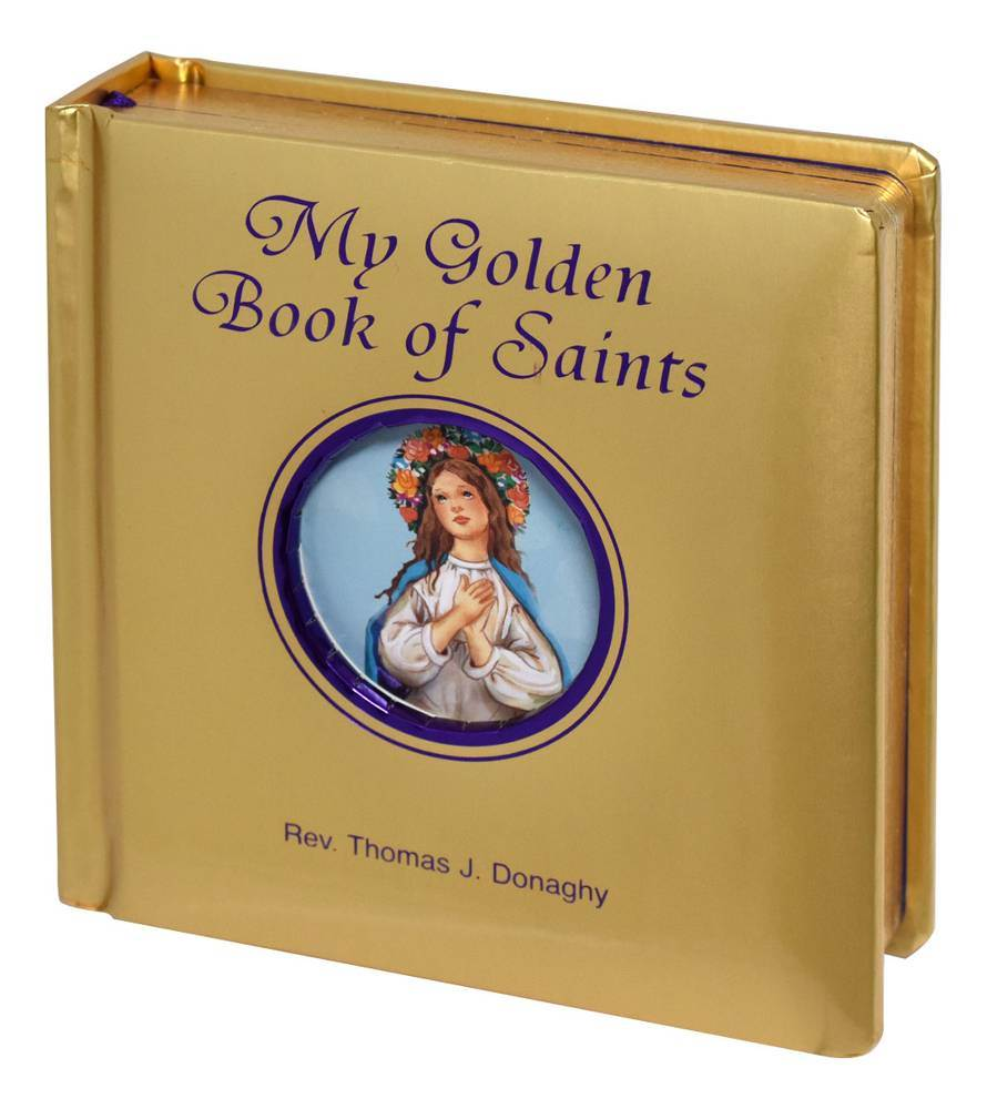My Golden Book Of Saints