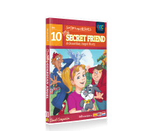 My Secret Friend: A Guardian Angel Story DVD