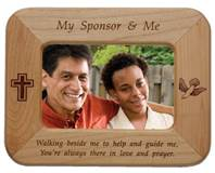 My Sponsor And Me Frame