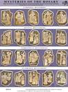 Mysteries of the Rosary Cast Bronze Wall Statuary Set of 20