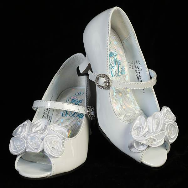 First Communion Girls Shoe