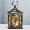 "Nativity 7"" LED Lantern latern, home d?cor, home light, holiday d?cor, christmas d?cor, d?cor, nativity, holy family,  LED, holiday gift,164102"