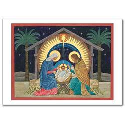 Nativity Boxed Christmas Cards