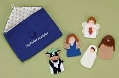 Nativity Finger Puppets *WHILE SUPPLIES LAST*